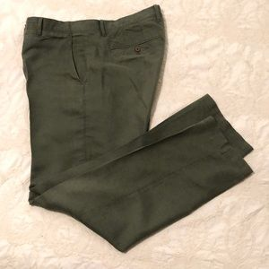 Gap linen pants.